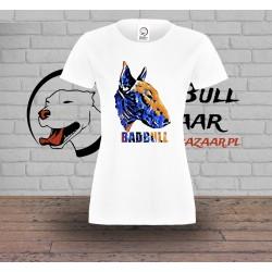 T-shirt Damski - Bullterier