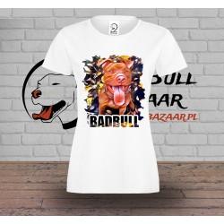 T-shirt Damski - PitRed
