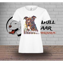 Koszulka Pitbull Colourfull - Damska