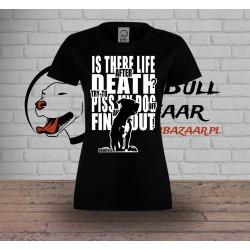 Koszulka After Death - Damska