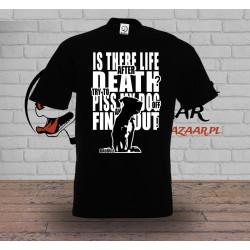 Koszulka After Death - Męska