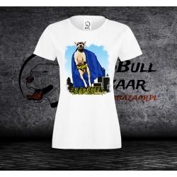 Koszulka Badbull Hero - Damska