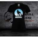 Koszulka BatBull - Damska
