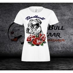 Koszulka Badbull Rosa - Damska