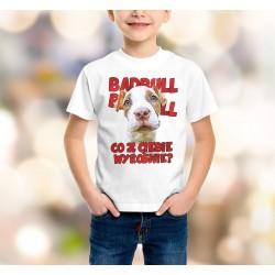 Koszulka Co z Ciebie wyrośnie - Dziecięca