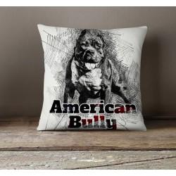 Poduszka - American Bully