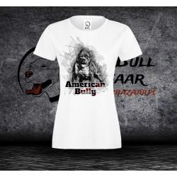 Koszulka American Bully - Damska