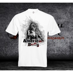 Koszulka American Bully - Męska