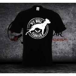 Koszulka Pit bull terrier - Męska
