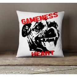 Poduszka - Pit bull Gameness
