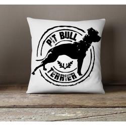 Poduszka - Pit bull terrier