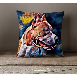 Poduszka - American Staffordshire Terrier