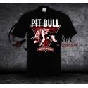 Koszulka Pit bull Weight Pulling - Męska