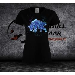 Koszulka Pitbull Weight Pulling light - Damska