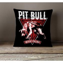 Poduszka - Pit Bull Weight Pulling