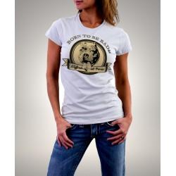 Koszulka z Twoim psem - Damska