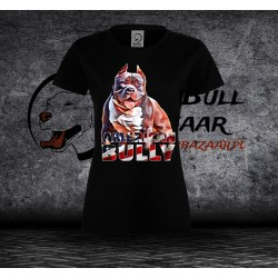 Koszulka American Bully Color - Damska