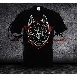 Koszulka Amstaff Geometric - Męska