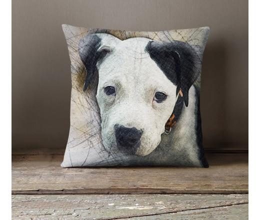 Poduszka - B&W Puppy