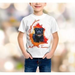 Koszulka - Staffie - dziecięca
