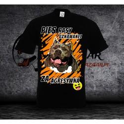 Koszulka Aggressive 01 - Męska