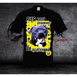 Koszulka Aggressive 02 - Męska