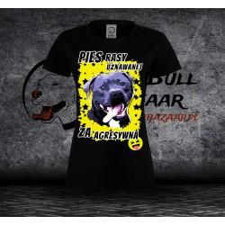 Koszulka Aggressive 02 - Damska
