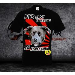 Koszulka Aggressive 03 - Męska