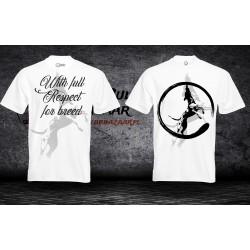 Koszulka Pitbull Respect - Męska