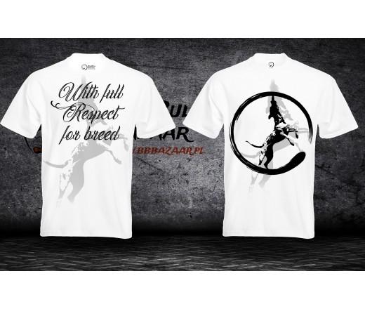 Koszulka Pitbull Respect - Dziecięca