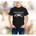 Koszulka - Pit Bull Wings - dziecięca